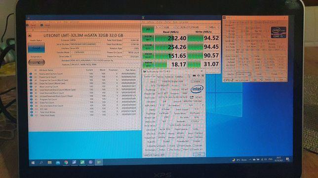 Dell XPS14 L421 i52500/8gbddr3/32ssd 500hdd/wifiAC3160 5g