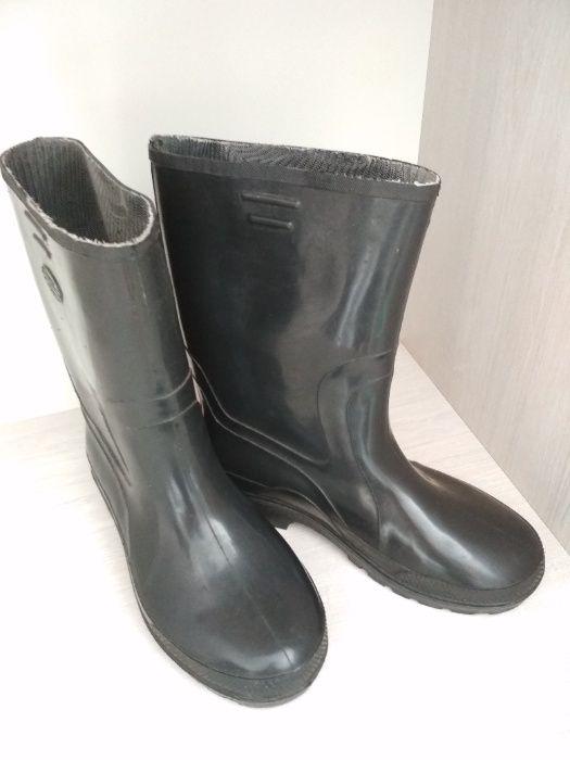 Продам чоловічі резинові чоботи Чернобай - изображение 1
