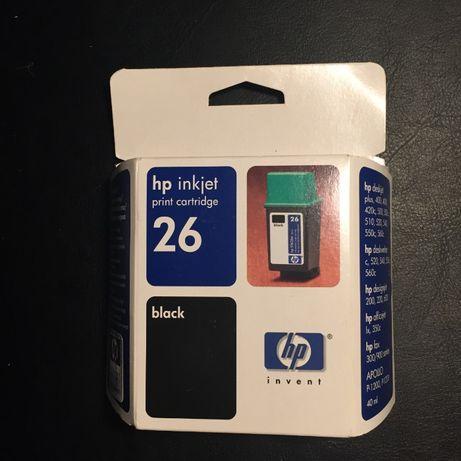 Tusz do drukarki HP - HP26