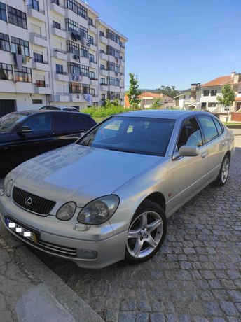 Lexus GS300 a GPL LÍQUIDO Topo de Gama - Full Extras - Muito exclusivo
