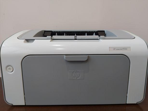 Принтер лазерний НР 1102 (стан нового)