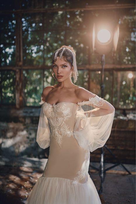 Платье свадебное Днепр - изображение 1