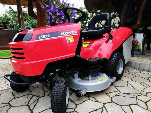 Kosiarka samojezdna traktorek ogrodowy Honda 2213