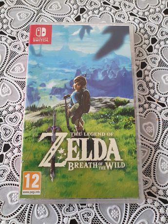 Gra Ninetendo Switch Zelda Breath Of The Wild