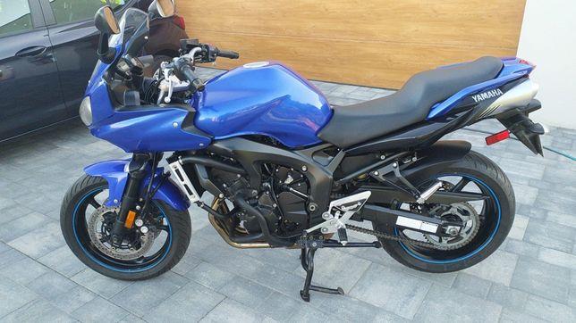 Yamaha Fazer 600 FZ6