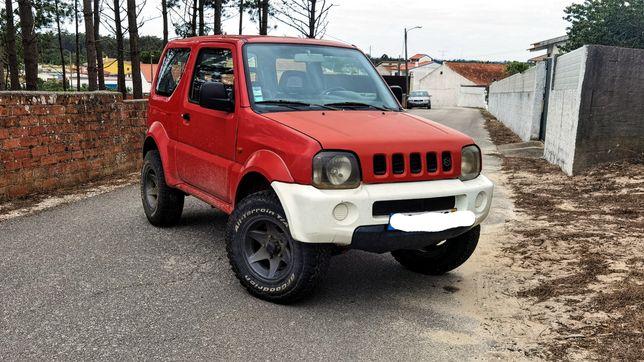 Suzuki Jimny 1.3 4x4 de 1999