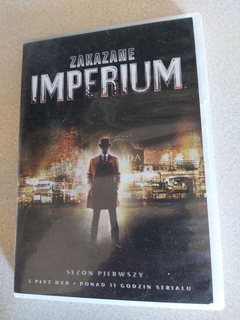 Zakazane imperium DVD