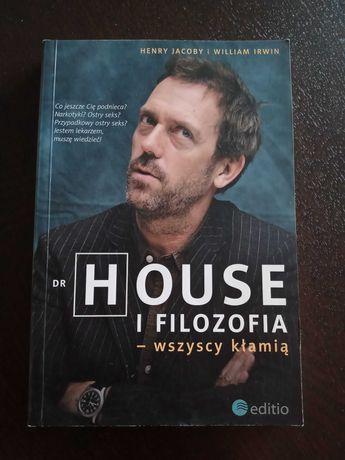 Dr House i filozofia - wszyscy kłamią KSIĄŻKA