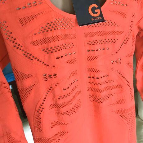 Обтягивающее платье guess USA по фигуре обтягивающее оригинал