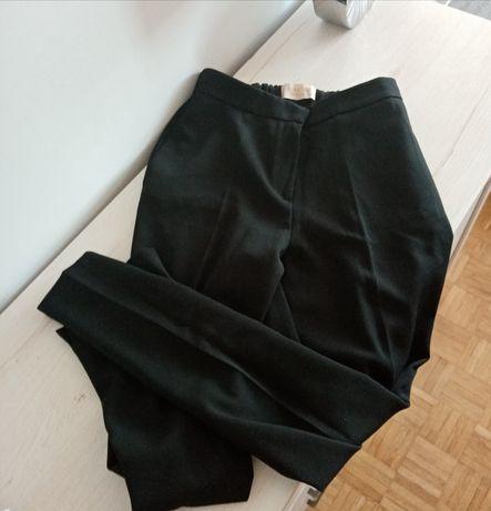 Kaos / Zara / Massimo Dutti spodnie rozm 38