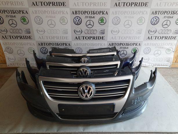 Бампер Пассат б6 решетка телевизор  Volkswagen Passat B6
