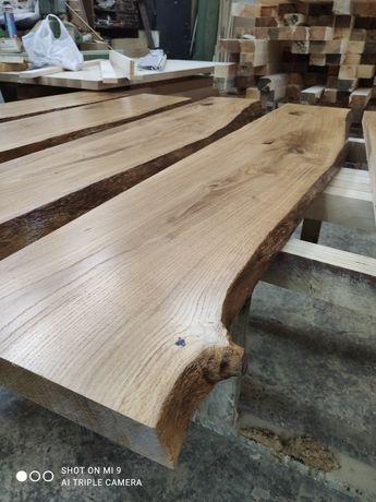 Parapet drewniany z litej deski. Gwarancja zadowolenia