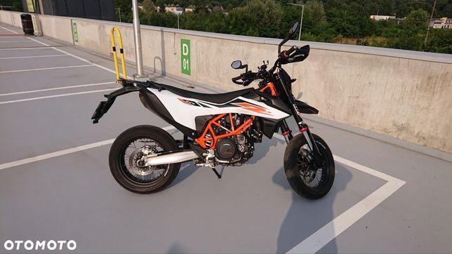 KTM SMC KTM 690 SMC R supermoto