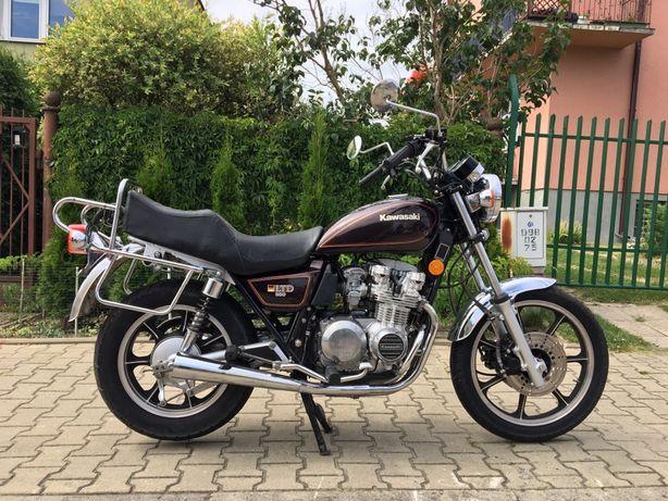 Kawasaki KZ 550 LTD 550 stan kolekcjonerski