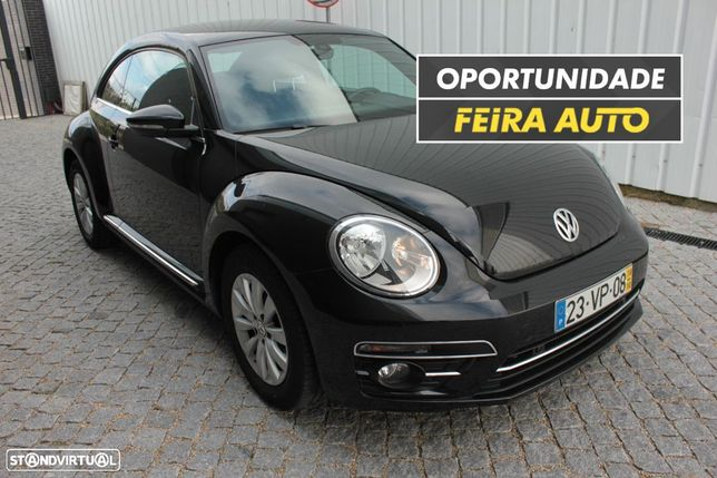 VW New Beetle 2.0 TDi Design DSG