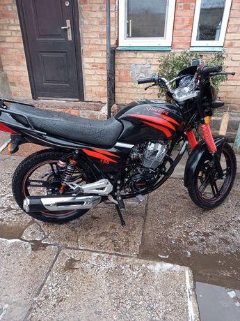 Мотоцикл  ВАЙПЕР 150 .