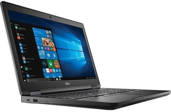 Dell/Latitude E5590 /15'' (1366x768)/i3-7100U(2,4 GHz)Ram 4 Gb/128 SSD