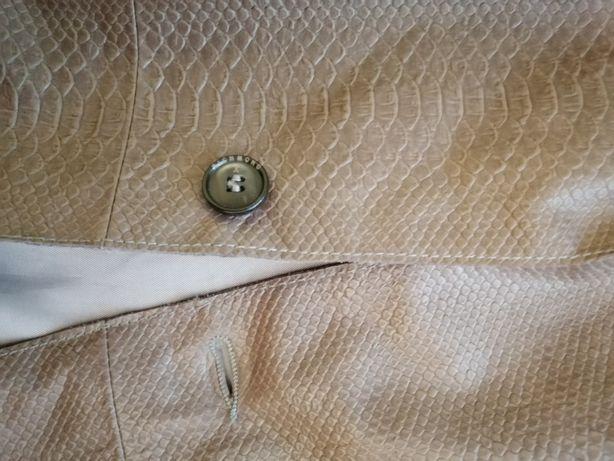Кожаный пиджак RICHMOND