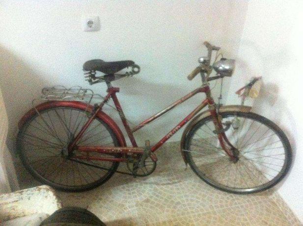 bicicleta antiga pasteleira Sangal YE YE