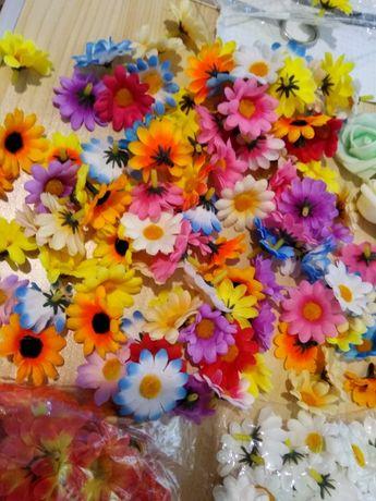 Цветы ромашки для творчества рукоделия