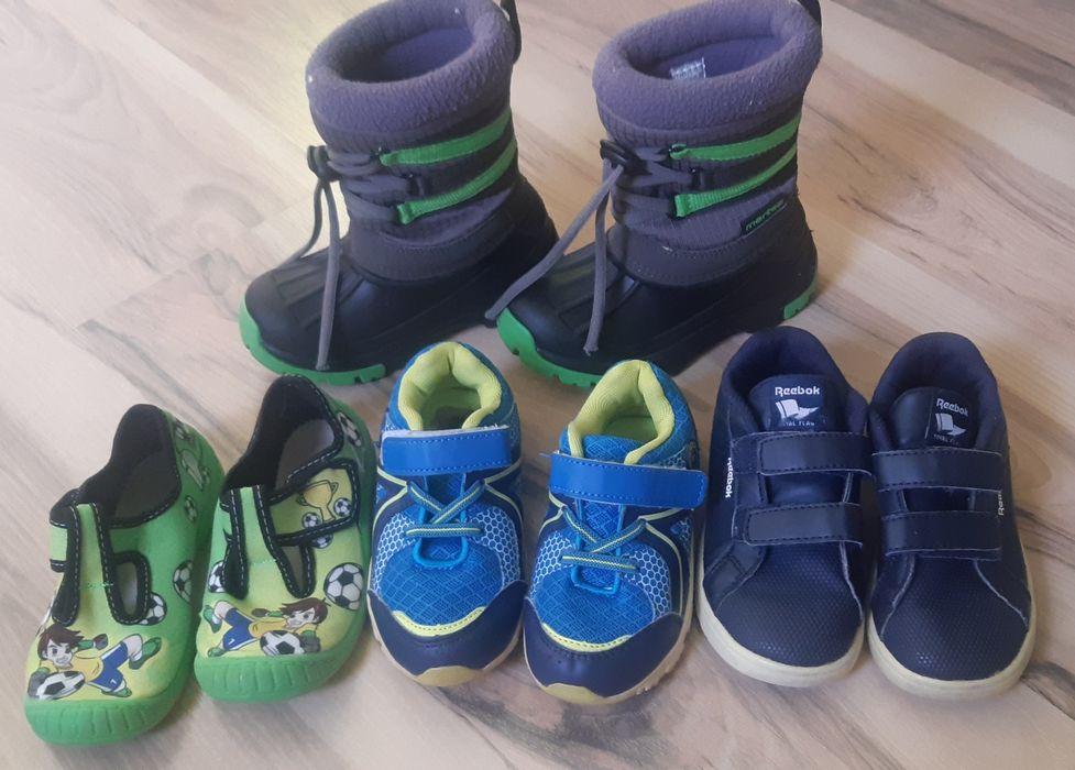 Buty kozaki Martens, adidasy Reebok, pantofle rozmiar 26 Bielsko-Biała - image 1