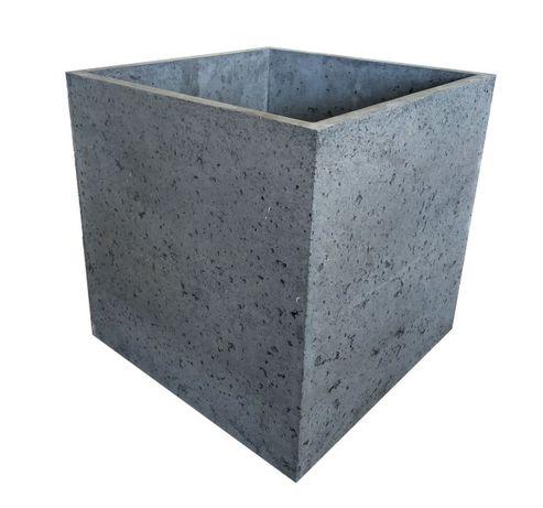 Donice Betonowe, Donice z Betonu Architektonicznego, 60x60x60 PROMOCJA