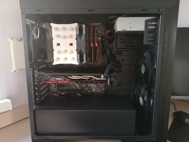 PC i7-8700k MSI GTX1070 Gaming X G.Skill 16GB DDR4 500GB SSD 2TB HDD