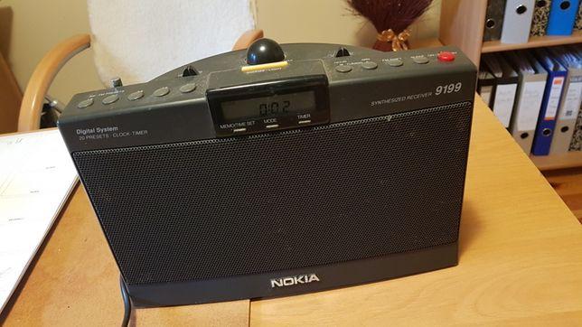 Radioodbiornik, radio cyfrowe Nokia, 230V, baterie, sprawne, kompletne