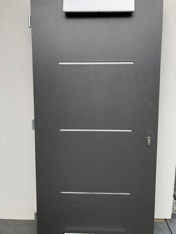 Skrzydło drzwi zewnętrzne Hormann