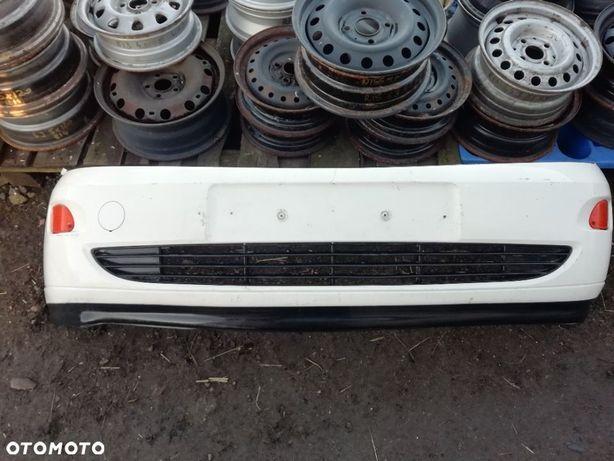 Ford Focus Mk1 Zderzak Przód Przedni Biały Kompletny