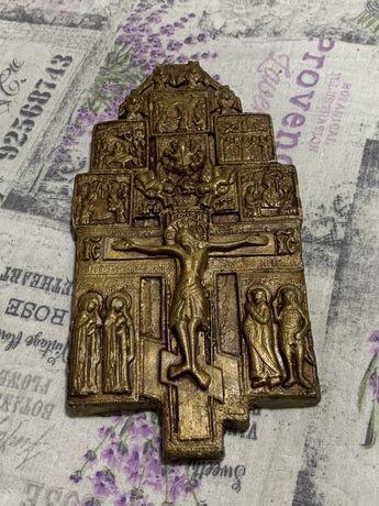 Крест церковный настенный