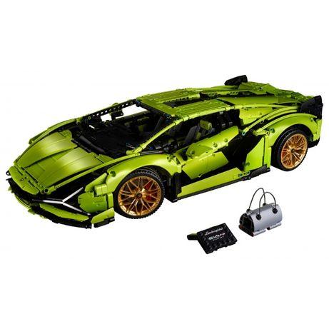 Конструктор LEGO Technic Lamborghini Sian FKP 37 (42115)