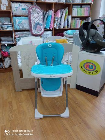 Nowe krzesełko do karmienia