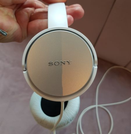 Słuchawki Sony XD150 białe Nowe!!!