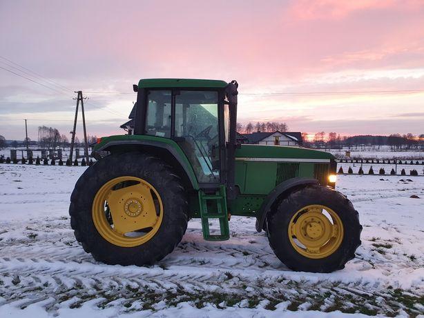 Ciągnik John deere 6600 od Rolnika