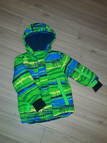 Zimowa narciarska kurtka chłopięca marki Cool Club rozmiar 98