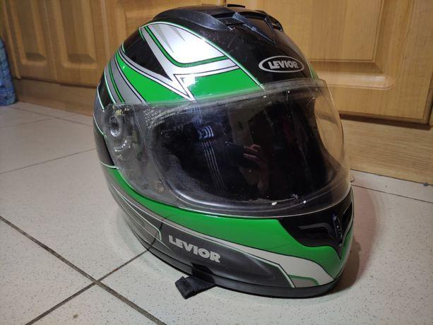 Шлем Levior XXL для мотоцикла/скутера