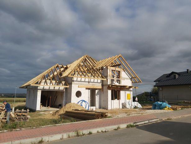 Budowa domy budynki przebudowy