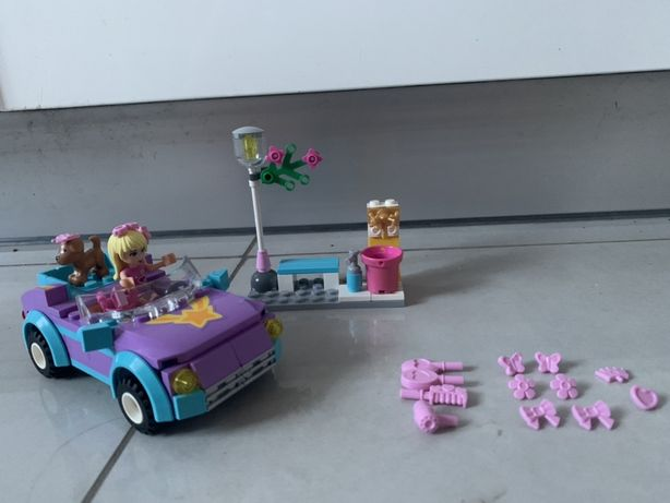 2 zestawy lego friends