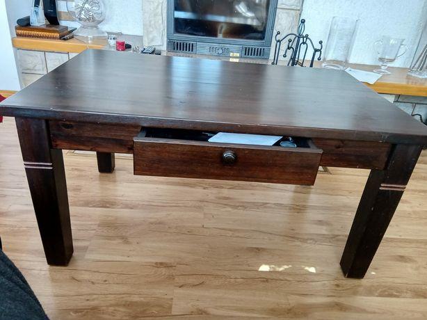 Stół/stolik/ława drewniana do salonu