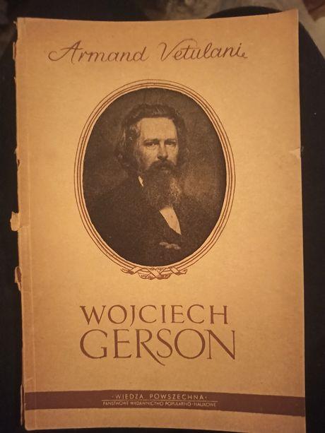 Książka Wojciech Gerson