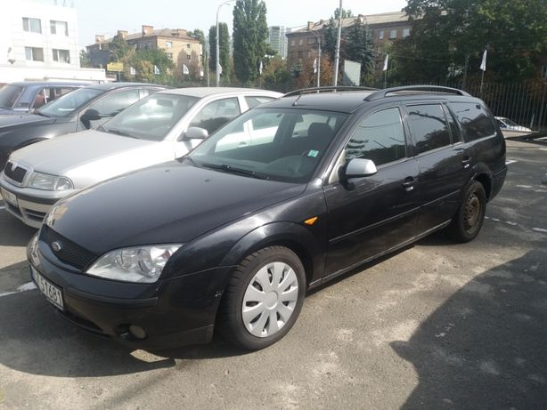 Ford Mondeo Mk3(2002 г)2.0 tdci.Запчасти и разборка.