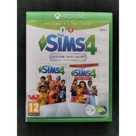 The Sims 4+ Dodatek: Psy i Koty
