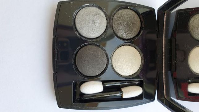 Chanel cienie nr 93 Smoky eyes