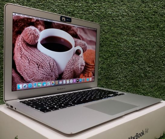 Ноутбук MacBook Air 13'' MJVE2 2015 i5-1.6 /4 GB/SSD 128 / 0% КРЕДИТ!