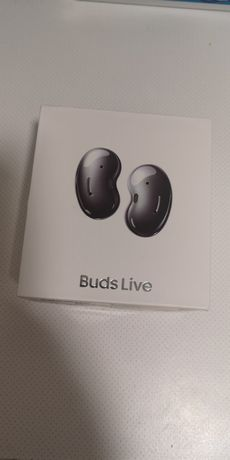 Samsung Buds Live czytaj opis.