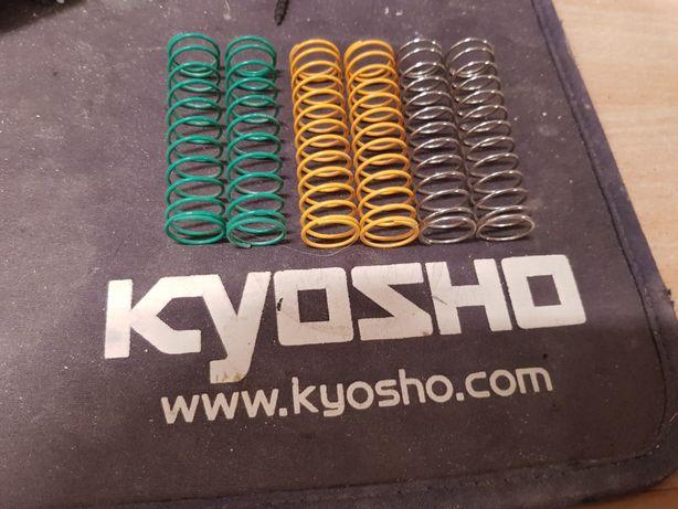 Kyosho ULTIMA sprężyny amortyzatorów