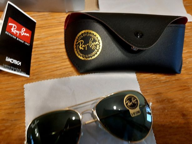 Okulary RayBan sunglasses