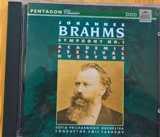 Brahms - Sinfonia nº 1 CD