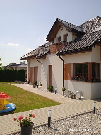 Wynajem dom jednorodzinny osiedle Biała Rzeszów